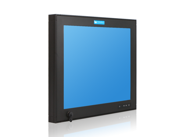 Slim-Line Touch-Monitor